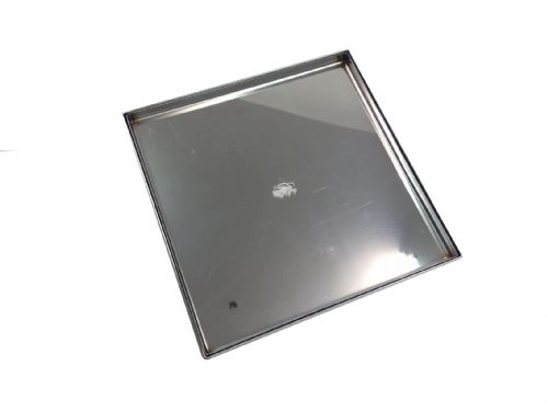 Stainless Steel Lid Tray for Skimmers 300x300mm